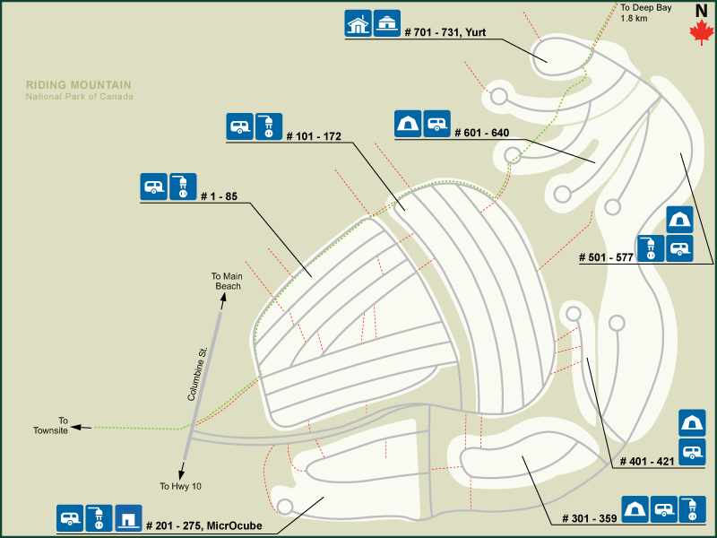 "Wasagaming Campground Map Find a site   Riding Mountain National Park > Wasagaming Campground"" title=""Wasagaming Campground Map Find a site   Riding Mountain National Park > Wasagaming Campground"" width=""200″ height=""200″> <img src="